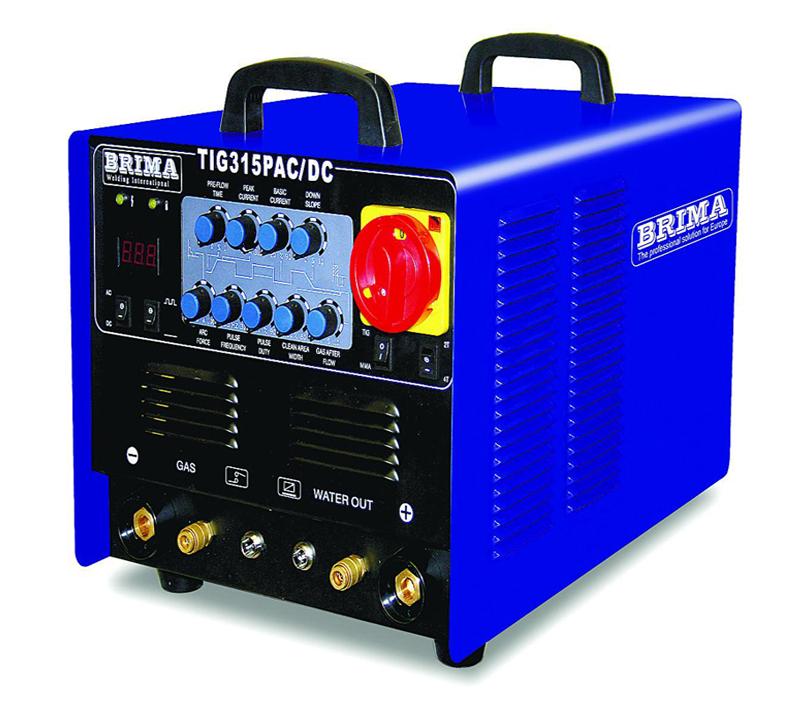 Сварочный аппарат brima tig 315 сварочный аппарат инверторный саи 160пн отзывы